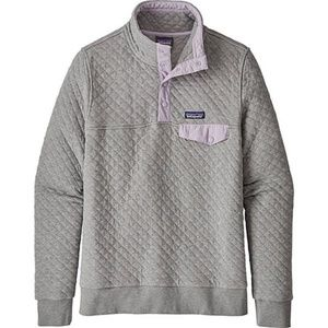 Patagonia Organic Cotton Quilt Snap-T Pullover NWT